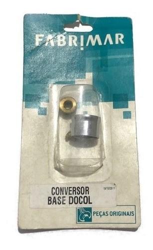 Conversor Registro Base Docol P/ Acabamento Fabrimar 03158