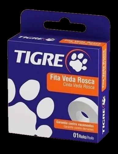 Fita Veda Rosca 10m Tigre