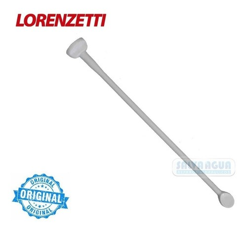 Haste/vareta P/ Advanced, Top Jet, Duo Shower - Lorenzetti