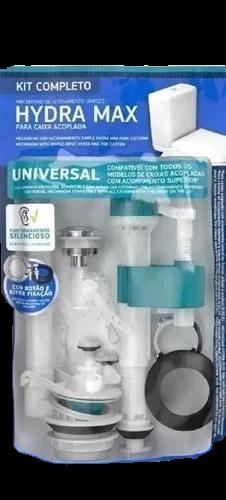Kit Deca Completo Universal Caixa Acoplada Simples 1100si540