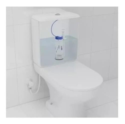 Mecanismo Saída Duplo Universal Cx Acoplada Dual Flush