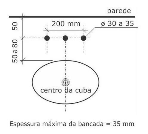 Misturador De Cozinha Banca Pratika Cromado 1256 Fabrimar