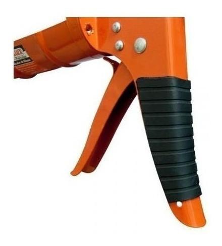 Pistola De Aplicar Silicone Em Tubo Profissional Foxlux
