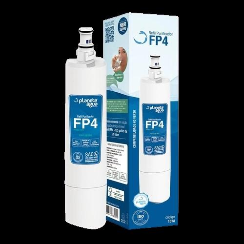 Refil Filtro Fp4 Planeta Água Para Aparelhos Consul - 1078