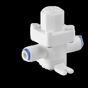 Regulador De Pressão Com Engate - Tubo 1/4 Para Tubo 1/4