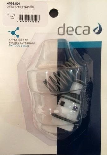 Reparo Decamatic Eco Deca Original Código 4686.001