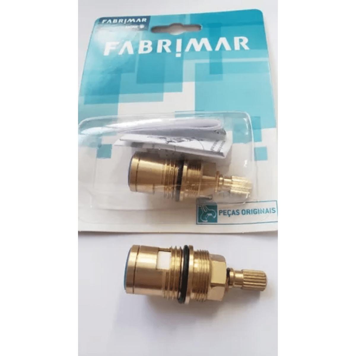 Reparo Misturador Fabrimar 1/4 Volta Fechamento Horário 02102