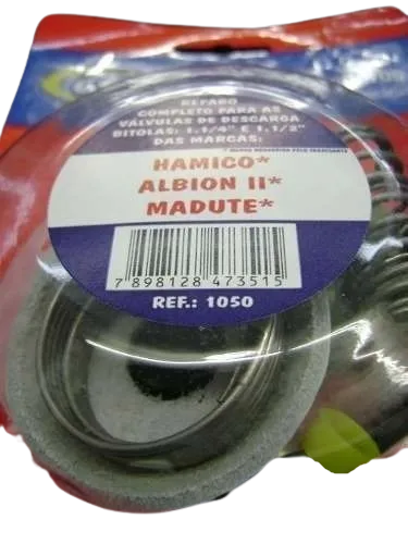 Reparo Valvula Descarga Censi 1050 Hamico-albion-madute