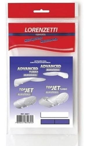 Resistência Ducha Advanced/top Jet 3056 - Lorenzetti