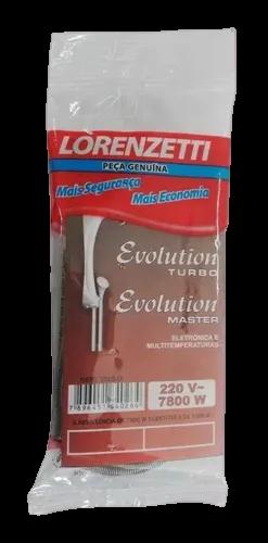 Resistência Lorenzetti Evolution / Turbo Ou Master Original