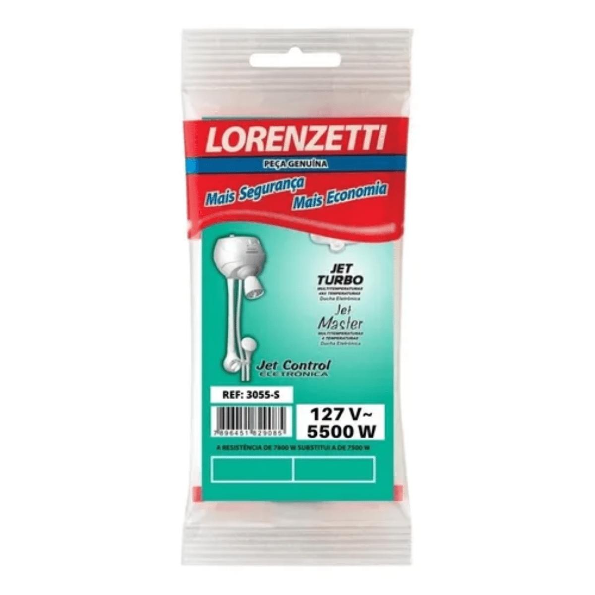 Resistencia Lorenzetti Jet Turbo e Jet Master 220v 7500w