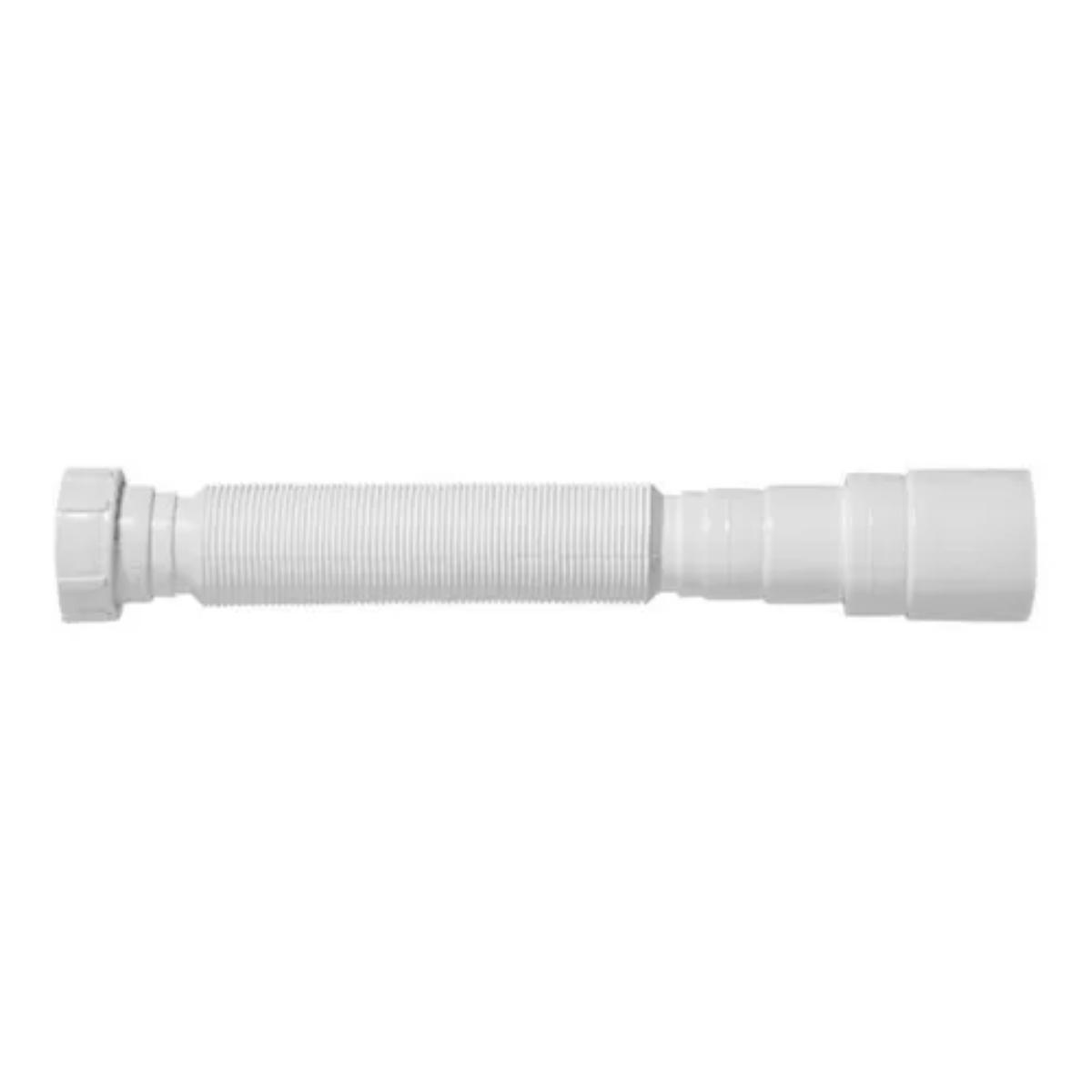 Sifão Tubo Extensivo Universal 72 cm Branco 030101 Blukit