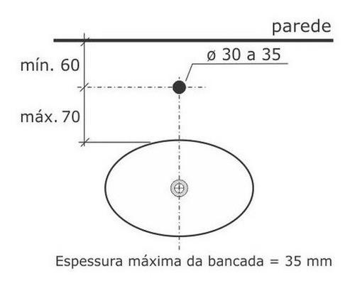 Torneira Biopress Cromado1180-cr Fabrimar