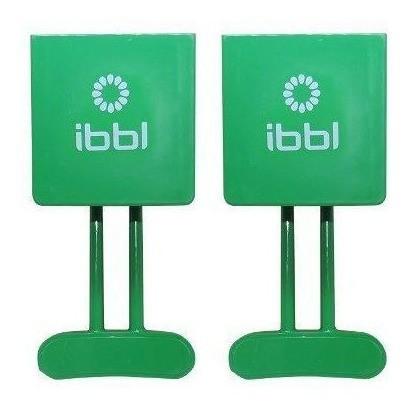Torneira Suqueira Refresqueira Ibbl Bbs1-2 Verde - 2 Peças