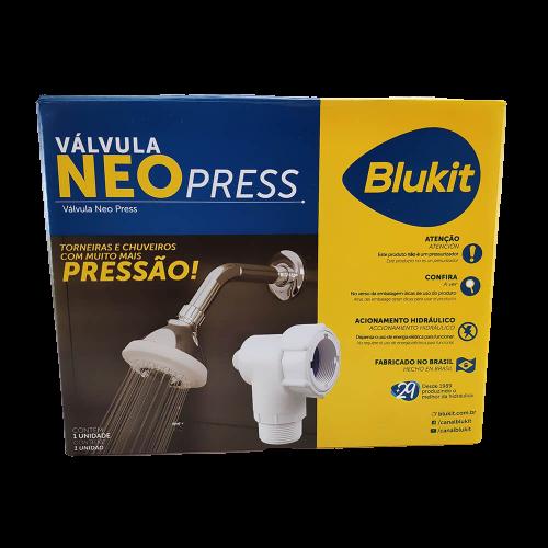 Válvula Alternadora de Pressão para Caixa D'Água Neopress Blukit