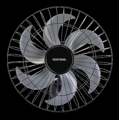 Ventilador De Parede Turbo 6p 50cm Steel Ventisol