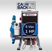 Bomba Vácuo E-VAC de  1HP