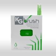 KG Brush Extrafine (1.0 mm - 1/16 gotas) - Verde