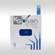 KG Brush Fine (1.5 mm - 1/8 gotas) - Azul