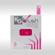 KG Brush Fine (1.5 mm - 1/8 gotas) - Rosa