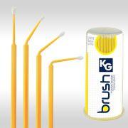 KG Brush Regular (2.0 mm - 1/4 gotas) - Amarelo