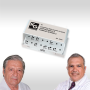 Kit Conjunto para ajuste oclusal - José Mondelli & Adriano Mondelli - Ref.: 0282 - KG SORENSEN