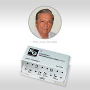 KIT DENTÍSTICA RESTAURADORA DIRETA I & II - PROFº. MONDELLI - Ref 6054 - KG SORENSEN