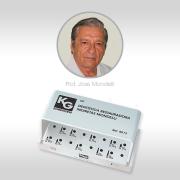 KIT DENTÍSTICA RESTAURADORA INDIRETAS MONDELLI - Ref . 8073 - KG SORENSEN