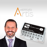 Kit Facetas e Lentes - Prof. Dr. Guilherme Cabral & Prof. Dr. José Roberto Moura - Instituto Artis - Ref.0509 - KG SORENSEN