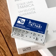 Kit Instituto Endo - Ref. 0465 - Educação Continuada de Endodontia (Aperfeiçoamento)