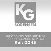 Kit Odontologia Premium Prof.º Fernando Silveira