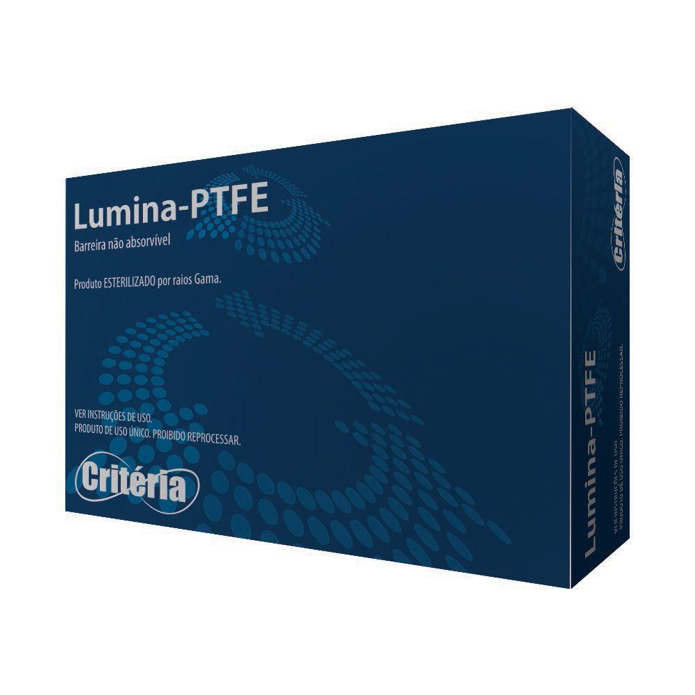 Barreira não absorvível Lumina-PTFE - Critéria