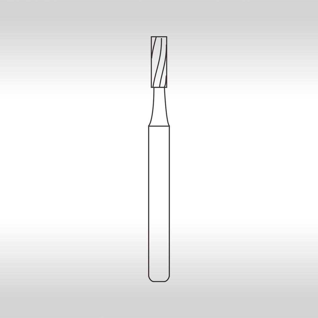 Broca Carbide Cilíndrica FG 2058 - KG Sorensen