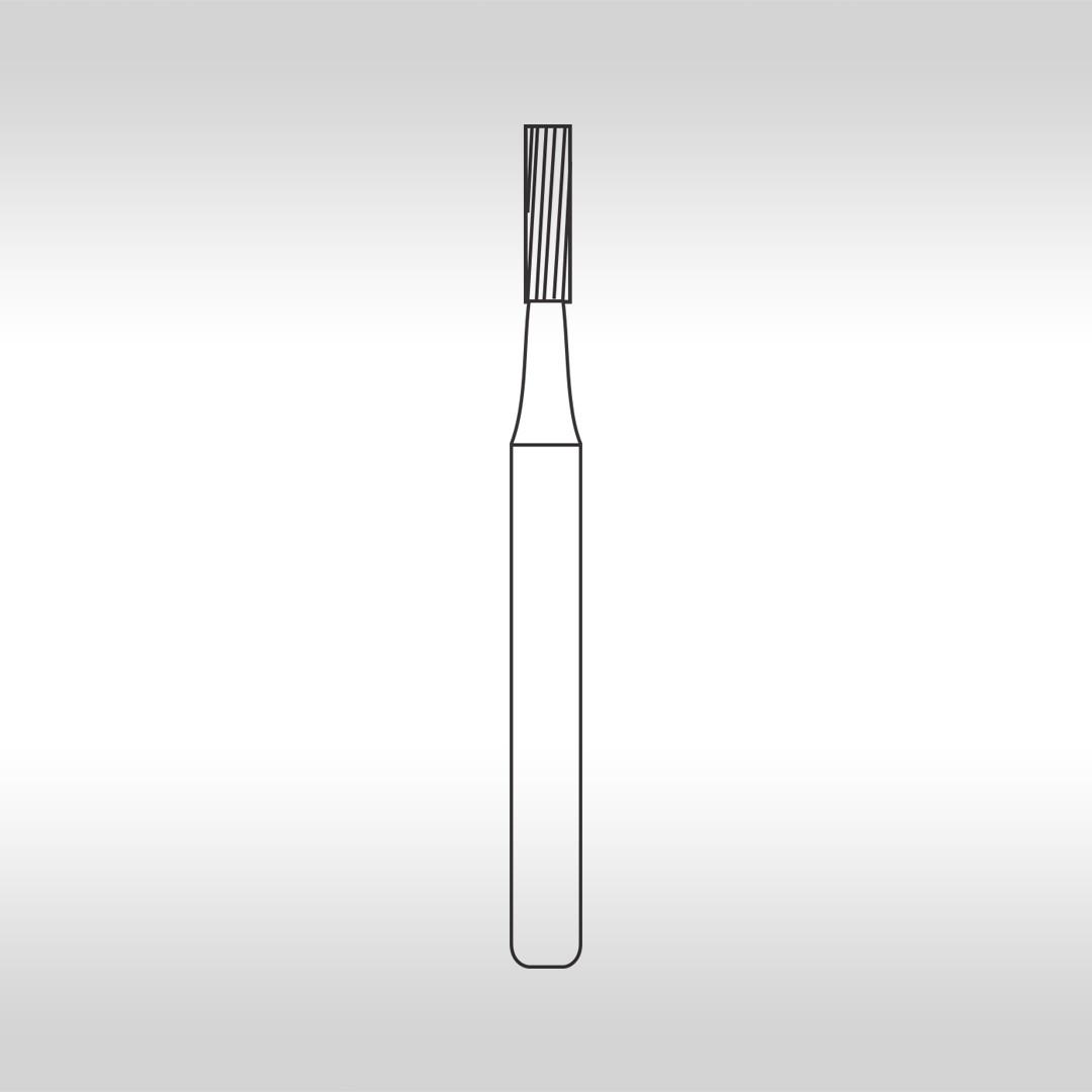 Broca Carbide Cilíndrica FG 57 - KG Sorensen