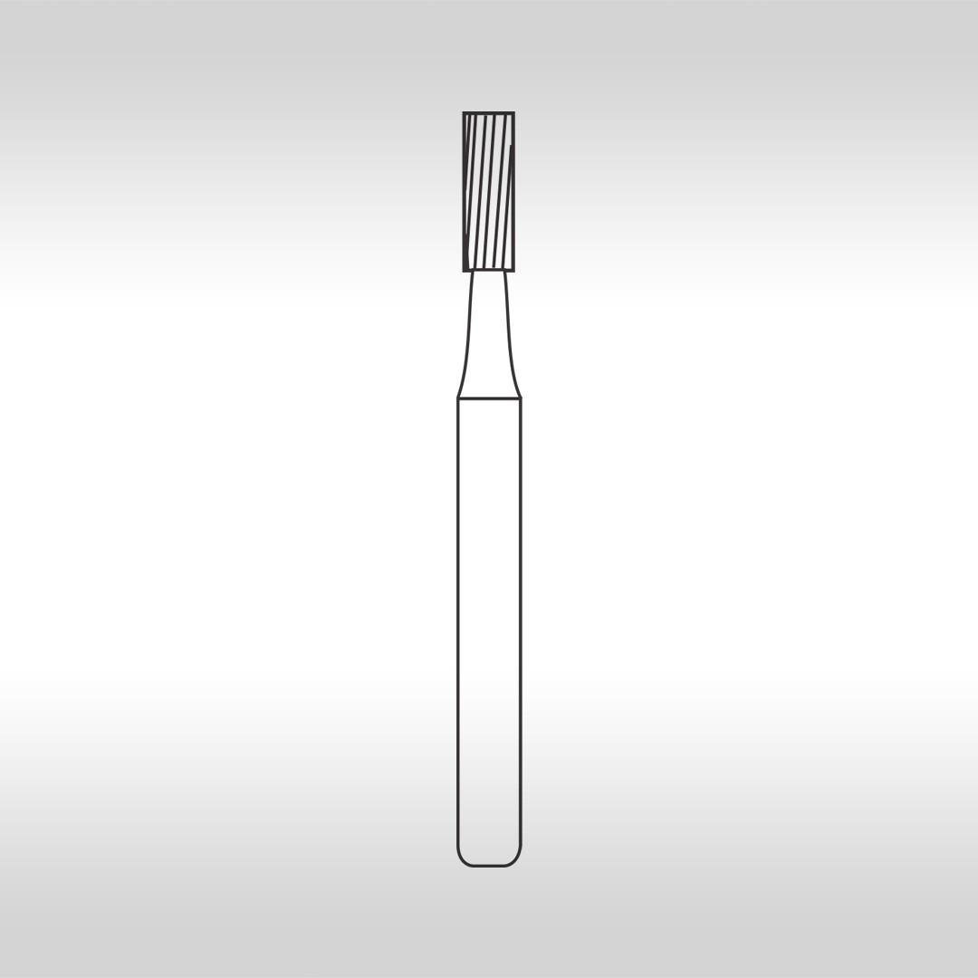 Broca Carbide FG 58 Cilíndrica  - KG Sorensen