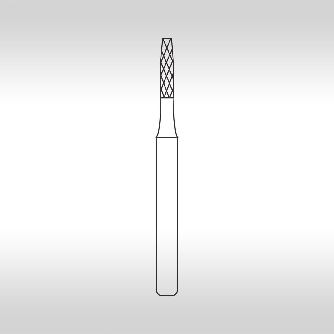 Broca Carbide Cônica de Corte Cruzado FG 2170 - KG Sorensen