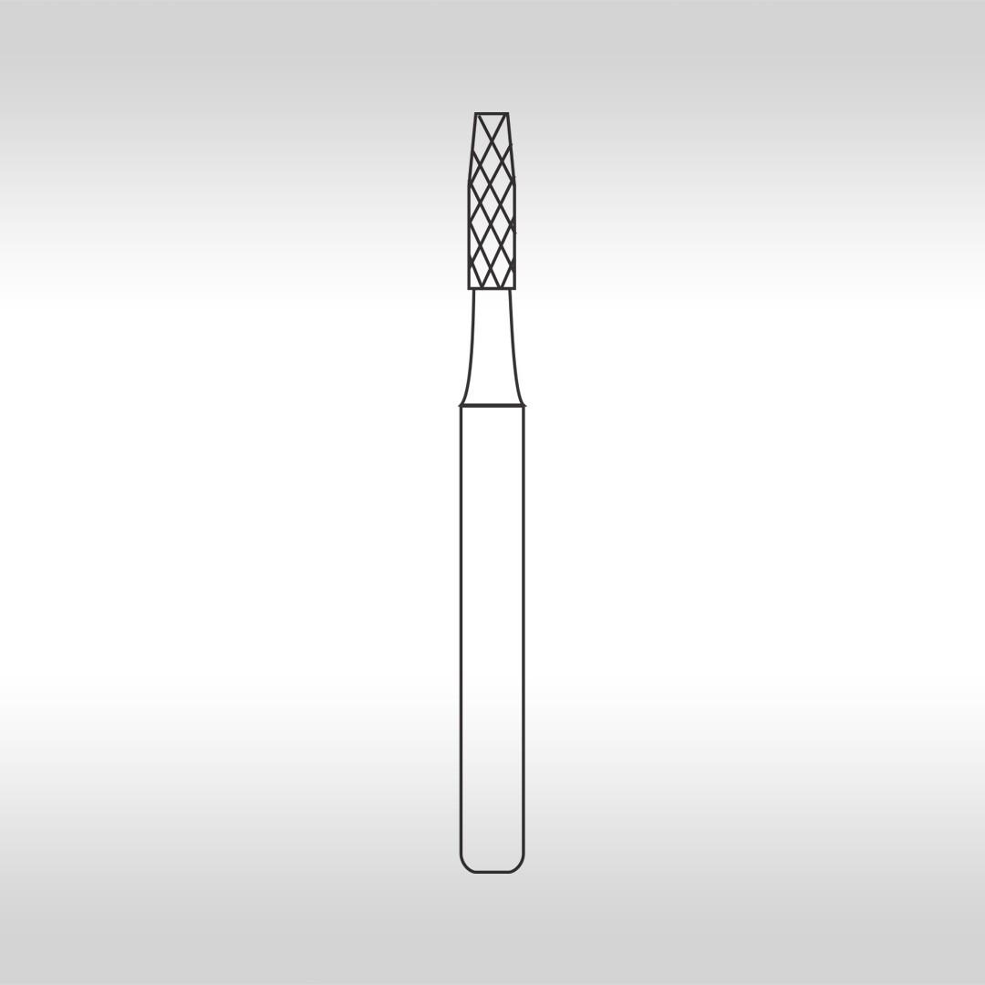 Broca Carbide Cônica de Corte Cruzado FG 2171 - KG Sorensen