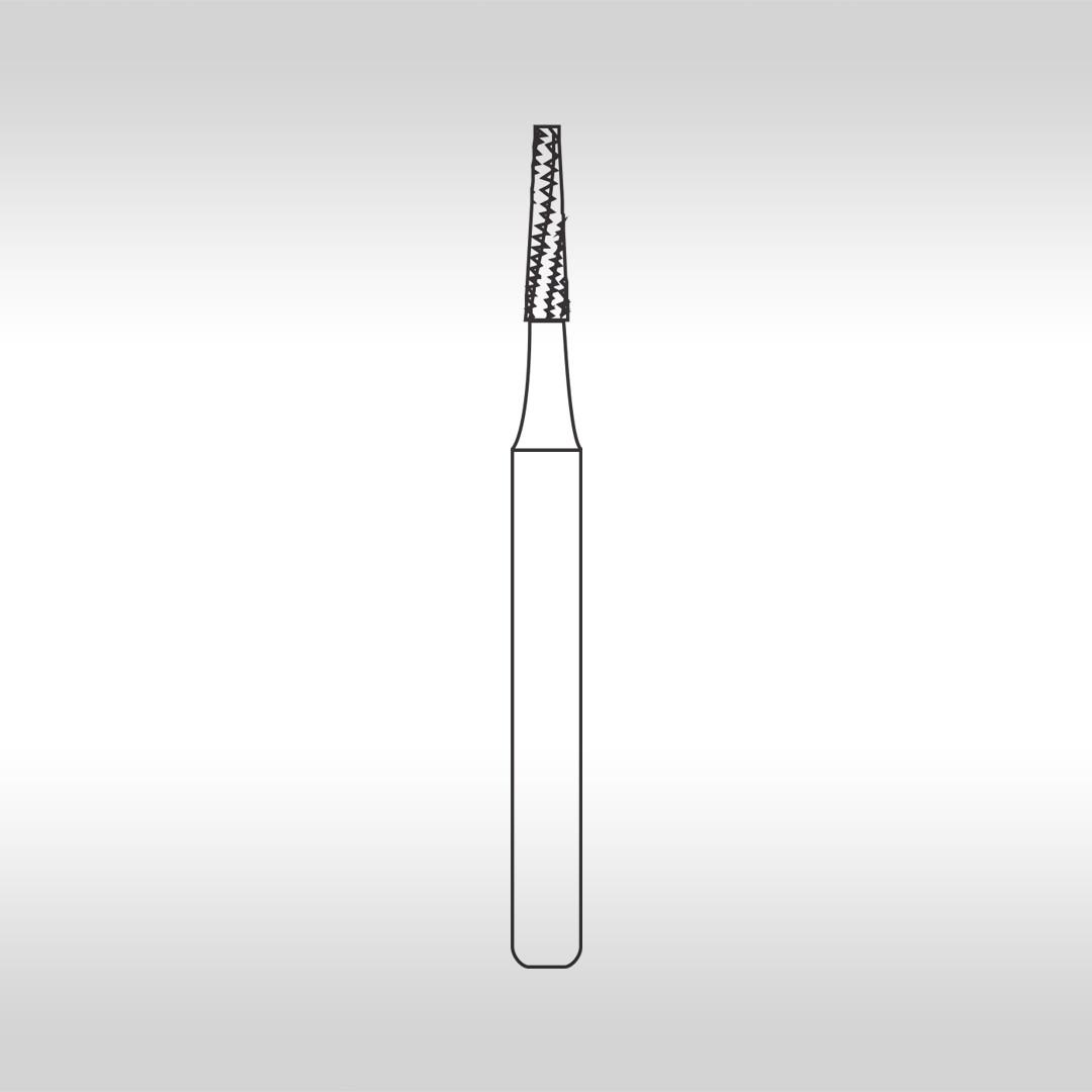 Broca Carbide Cônica Denteada FG 2070 - KG Sorensen