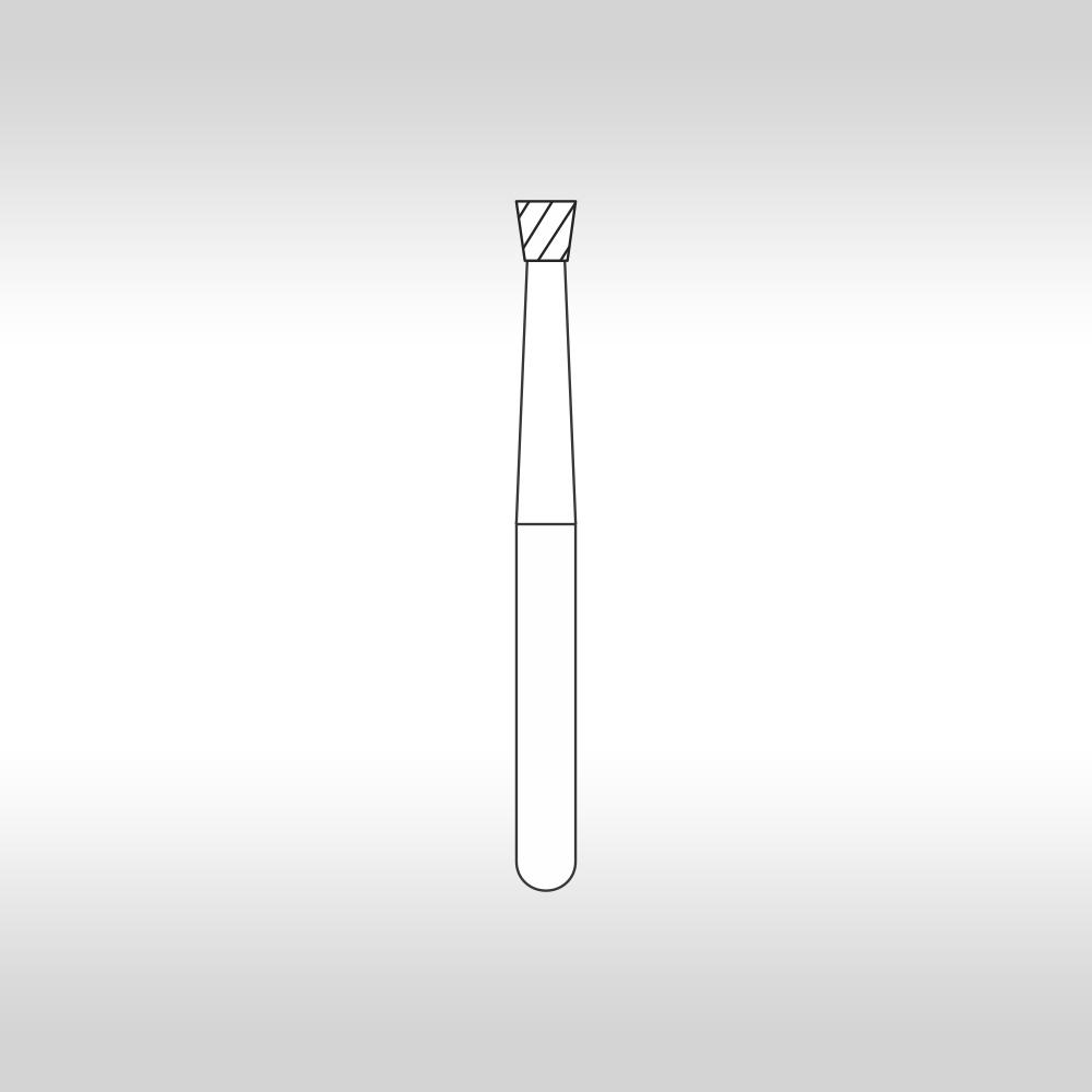 Broca Carbide FG 37 Cônica Invertida - KG Sorensen