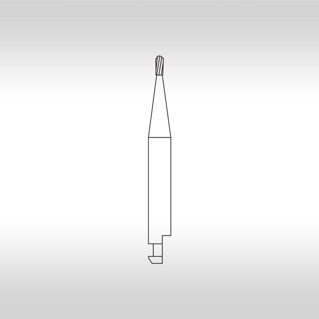Broca Carbide CA 330 Periforme  - KG Sorensen