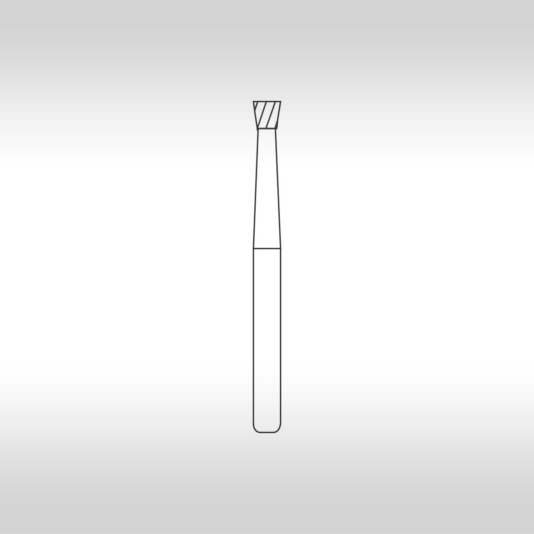 Broca Carbide Tronco Cônica Invertida FG 37 - KG Sorensen