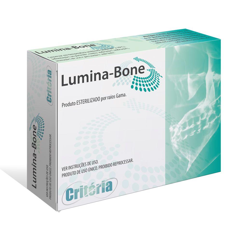 Enxerto Ósseo Lumina - Bone Bloco 10X10X5mm - Critéria