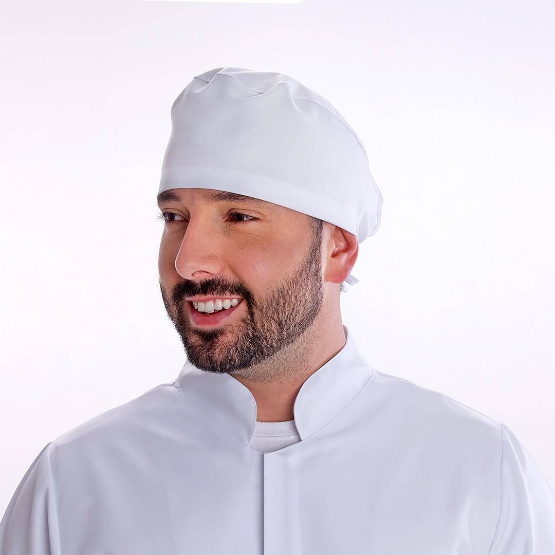 Gorro Gabardine Branco