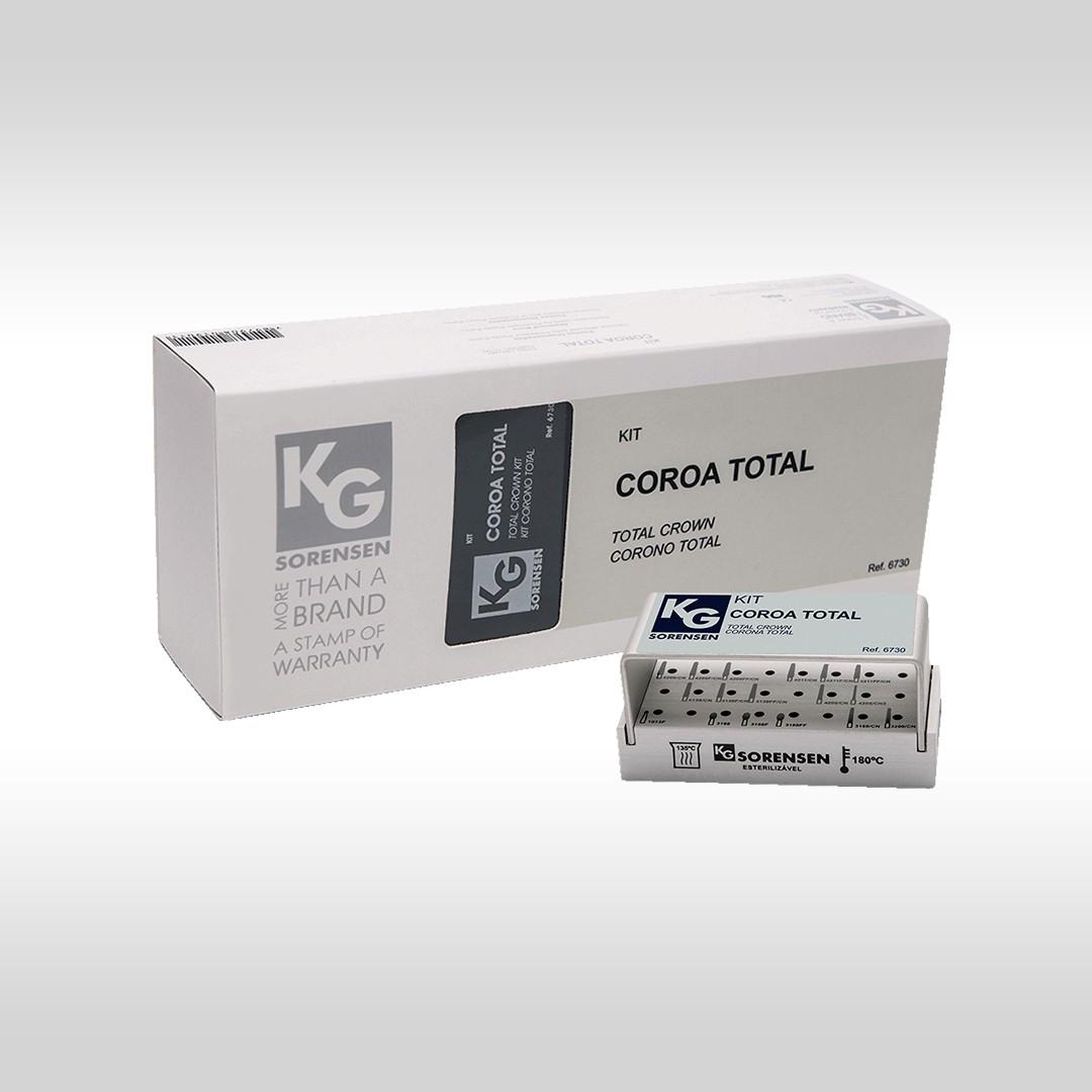 Kit Coroa Total - Ref.6730 - KG SORENSEN
