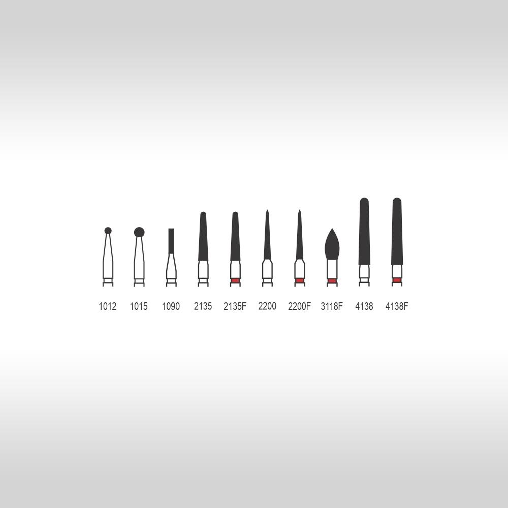 Kit Dental Trends - Felipe Rossi, Thiago Avelar e Roberto Zangirolami - Ref.: 0200 - KG SORENSEN