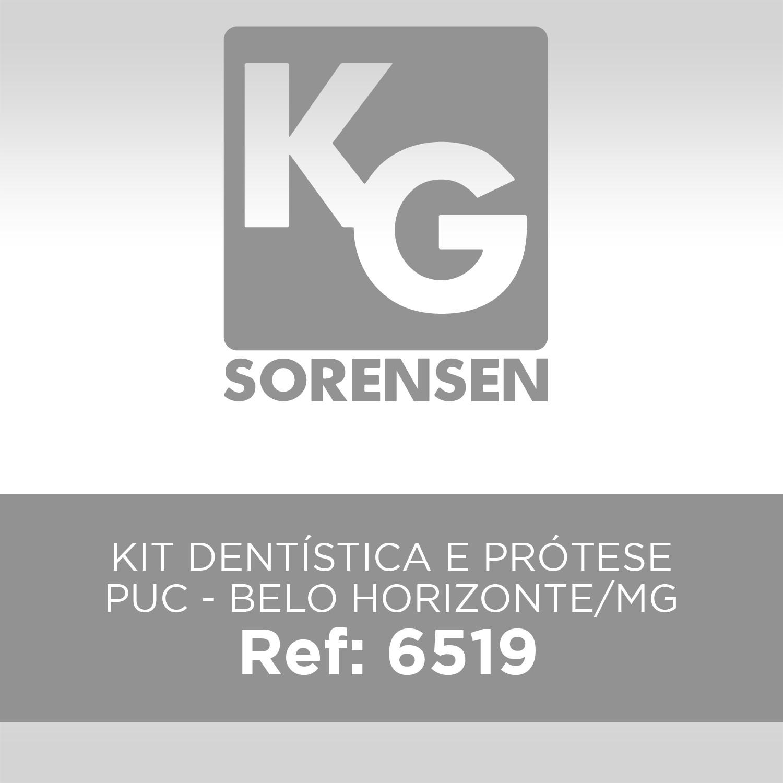 KIT DENTÍSTICA E PRÓTESE / PUC - BELO HORIZONTE/MG