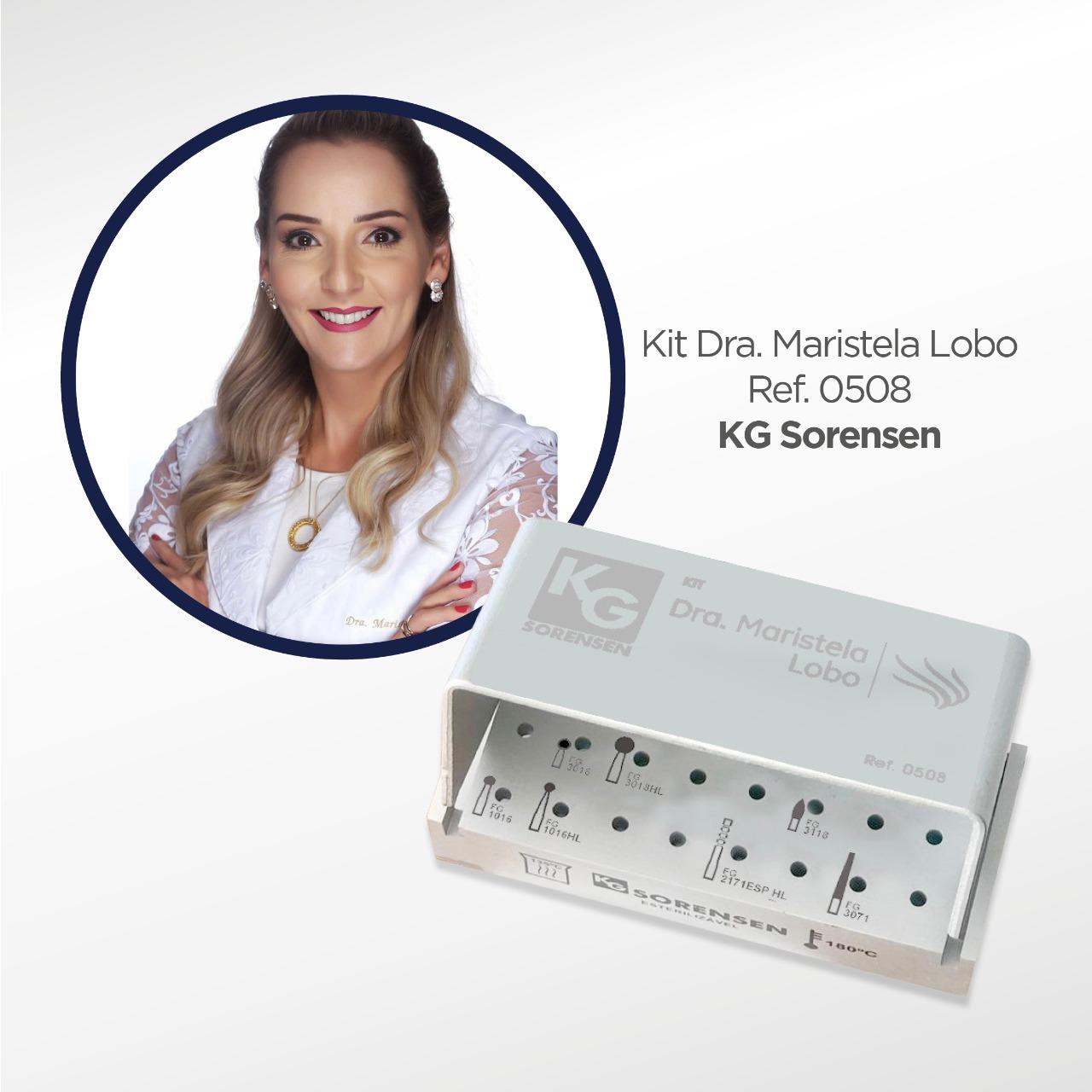 Kit Dra. Maristela Lobo - Ref.0508 - KG SORENSEN