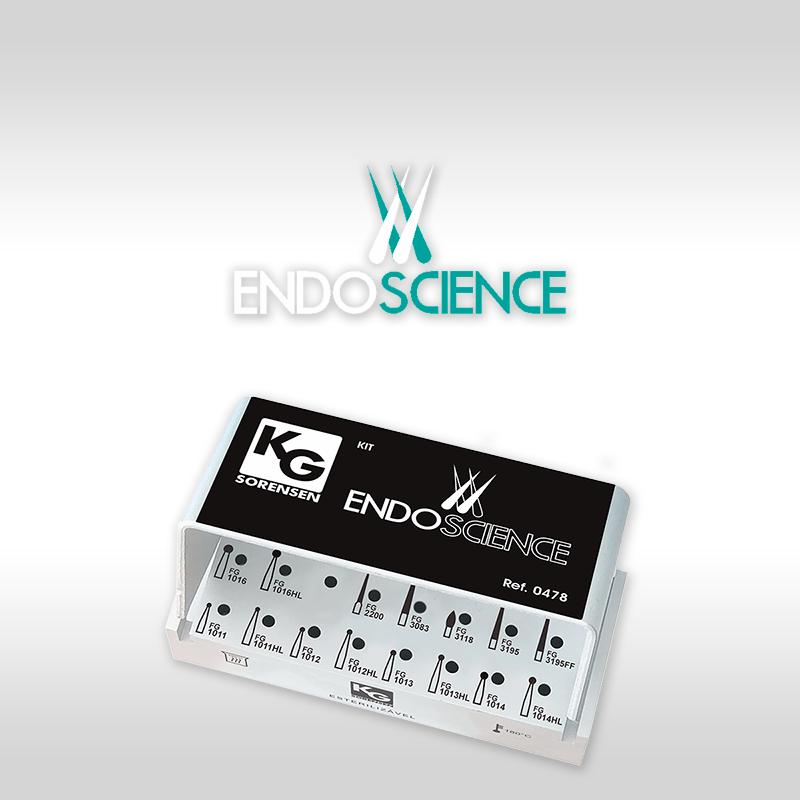 Kit Endoscience Especialização - Ref.0478 - KG SORENSEN