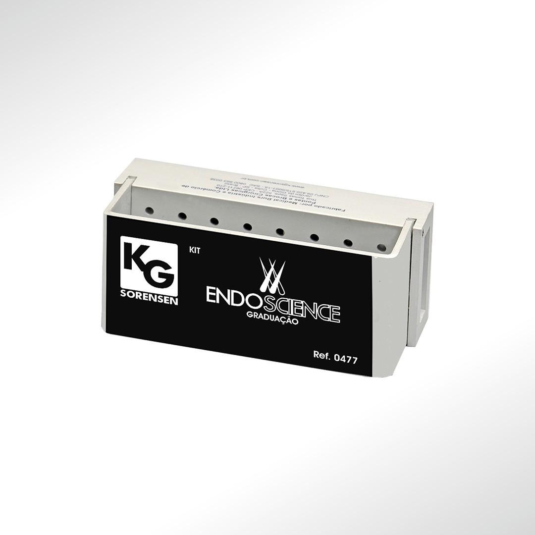Kit Endoscience Graduação - Ref.0477 - KG SORENSEN