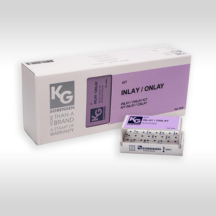 Kit Inlay / Onlay - Ref.6009 - KG SORENSEN